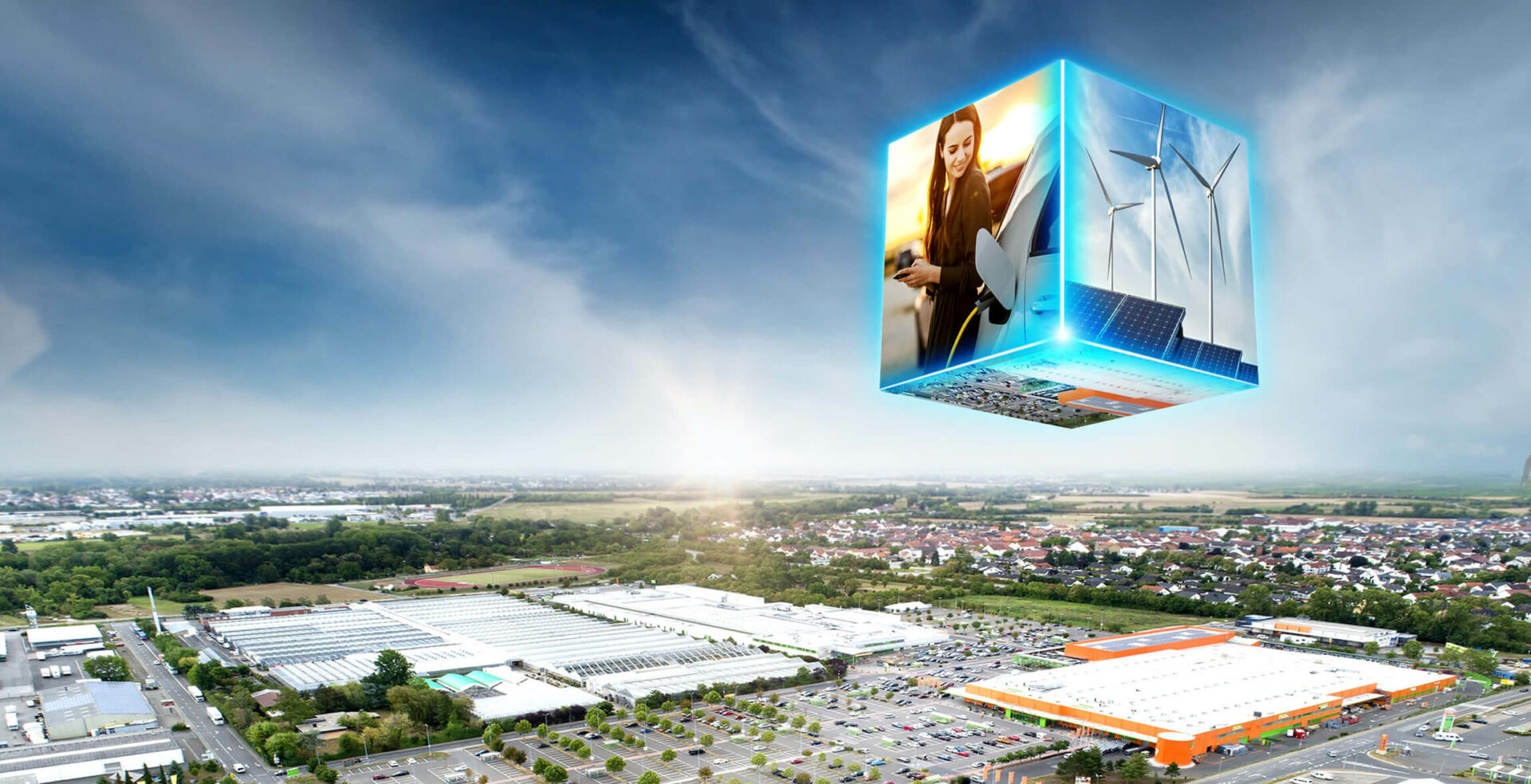 Cellcube Commercial Microgrids