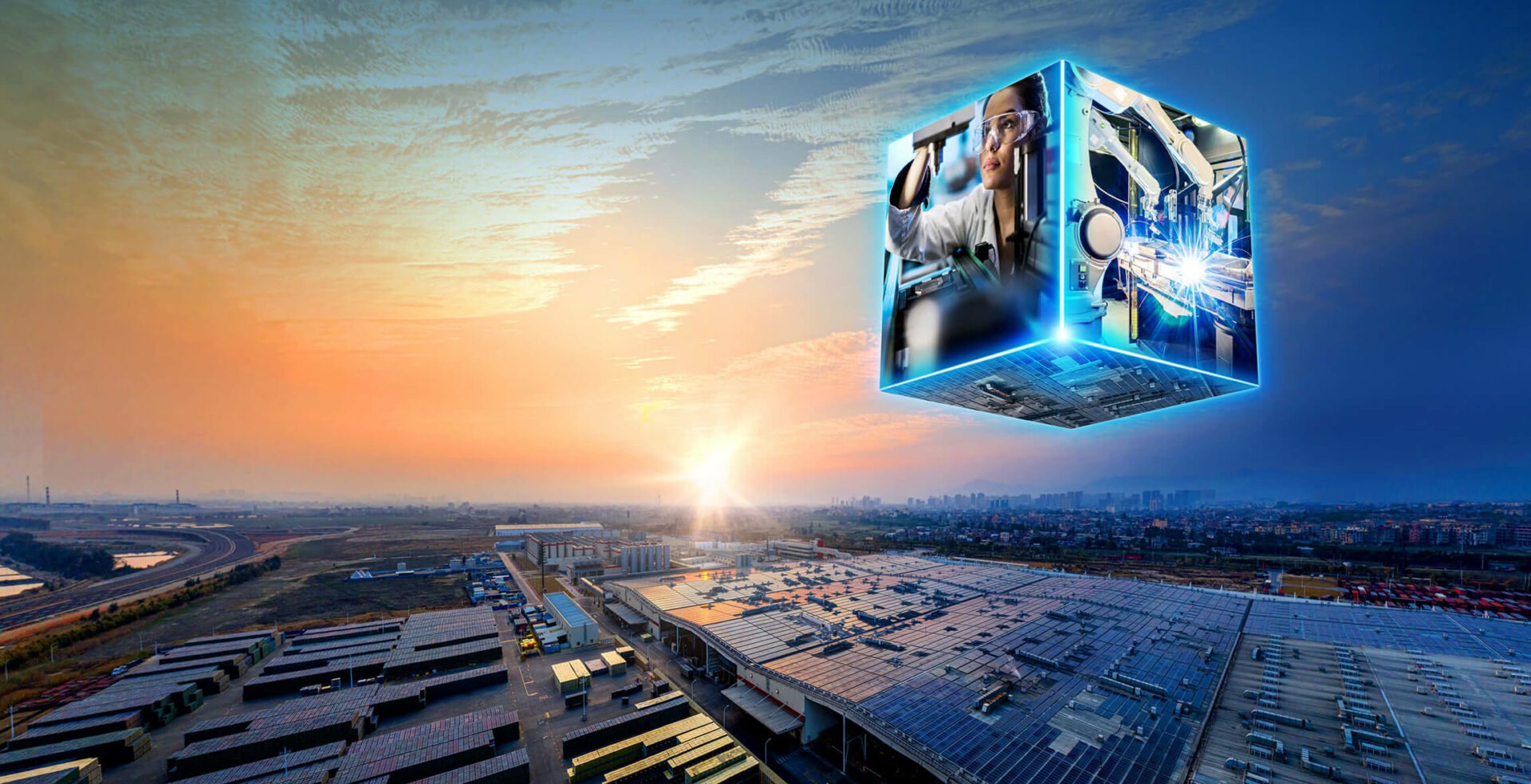 Cellcube Industrial Microgrids