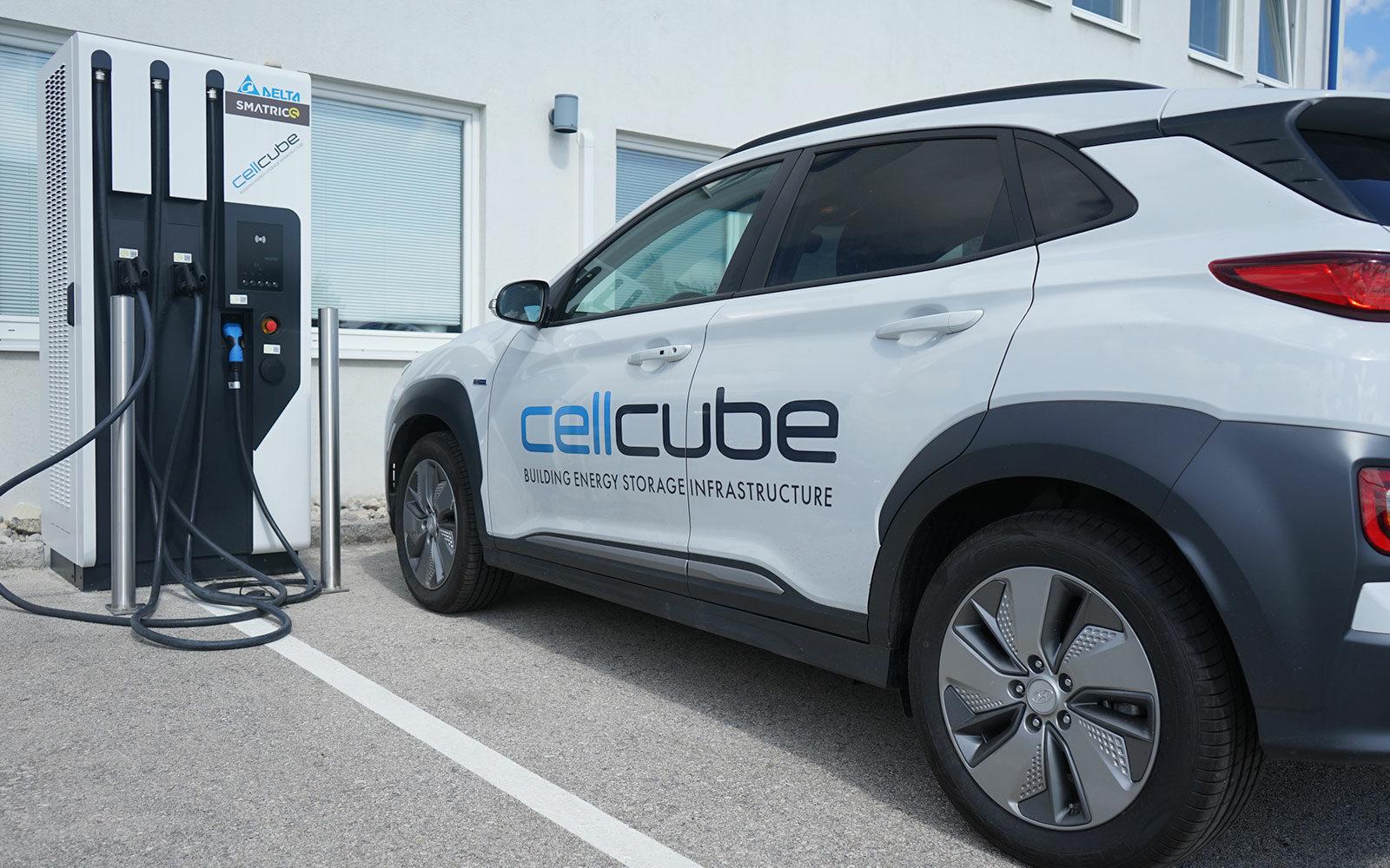 CellCube DC Vs. AC Kopplung